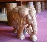 スリランカの像