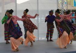 マレーシア舞踊