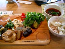 瀬戸会場のレストラン