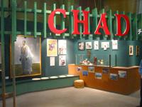 チャド共和国ブース